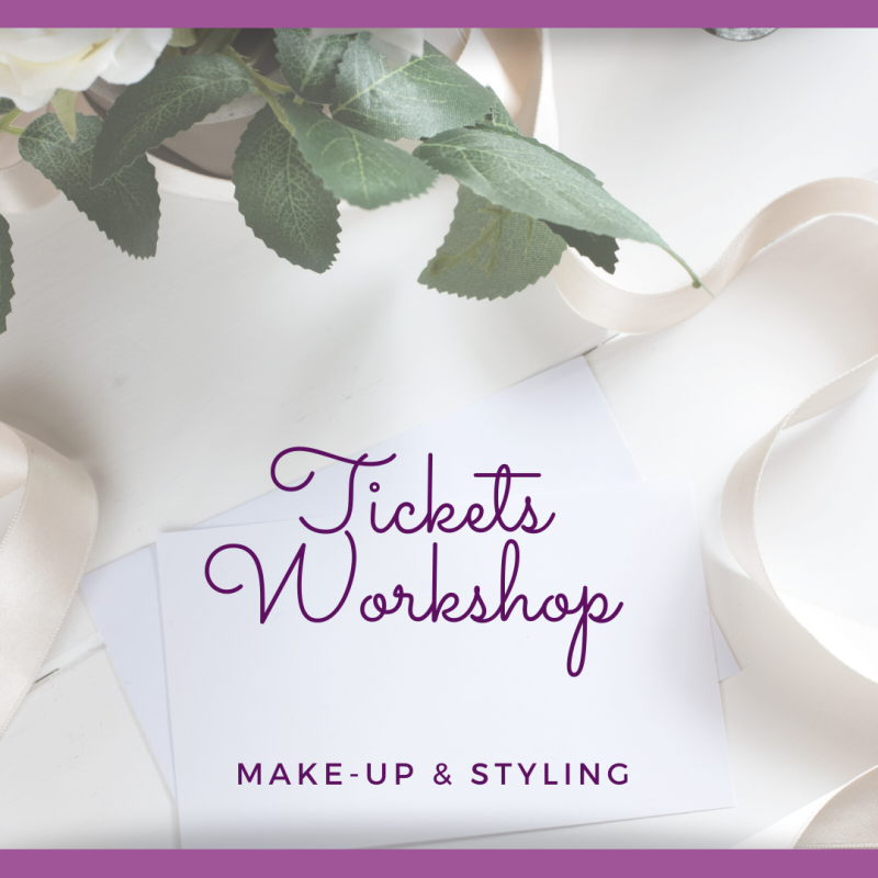 Workshop MAKE-UP & STYLING