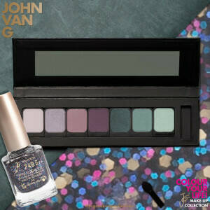 JvG Limited Edition X-mass eyeshadow palette