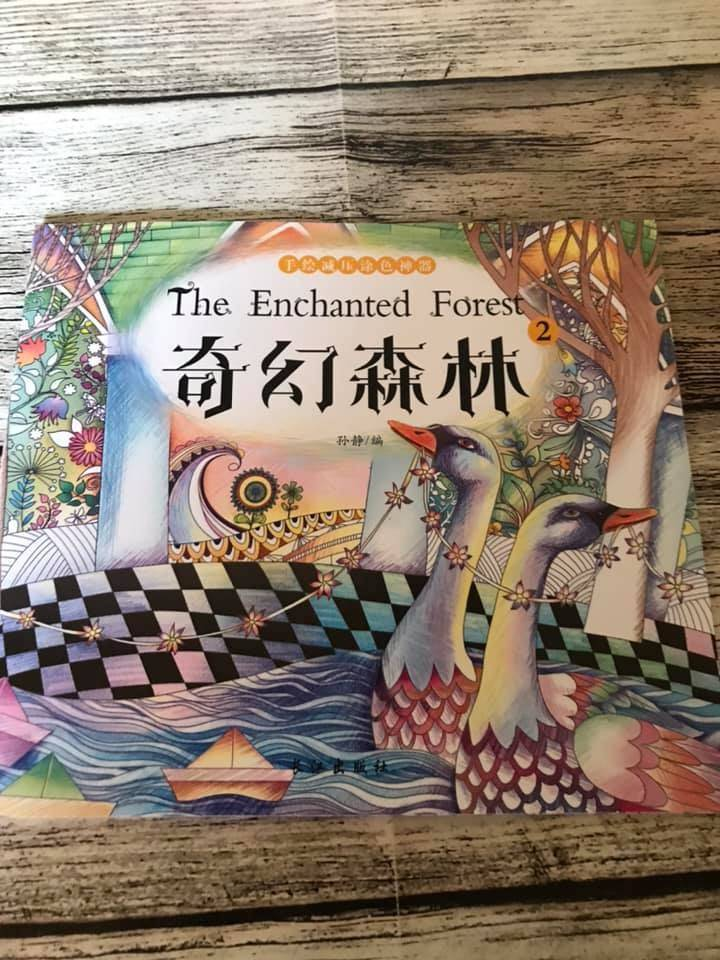The enchanted forest 1