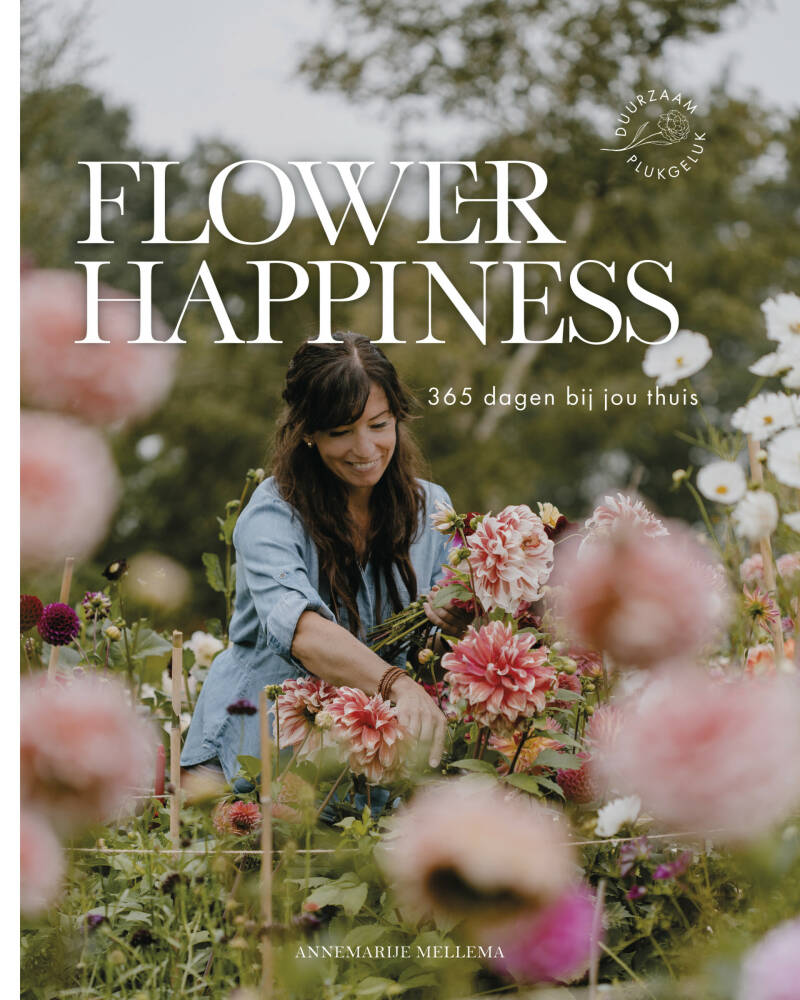 BOEK | Flower Happiness