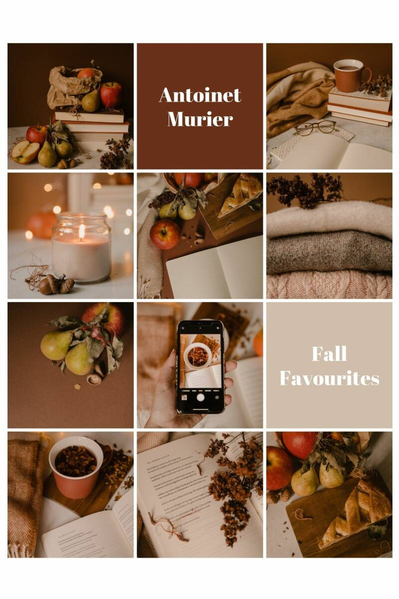 Fall Favourites | CONTENTPAKKET