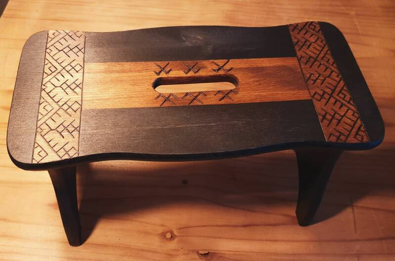 Altar or footstool