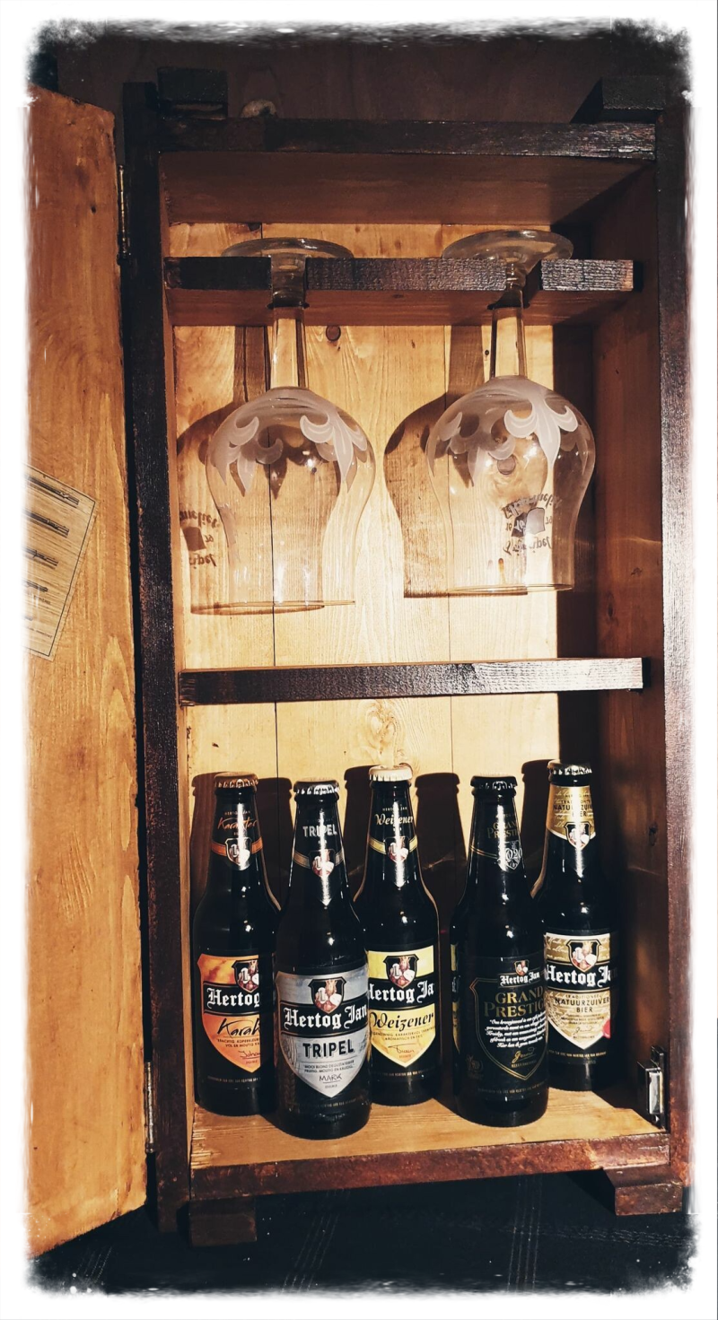 Beer Ammo Cabinet