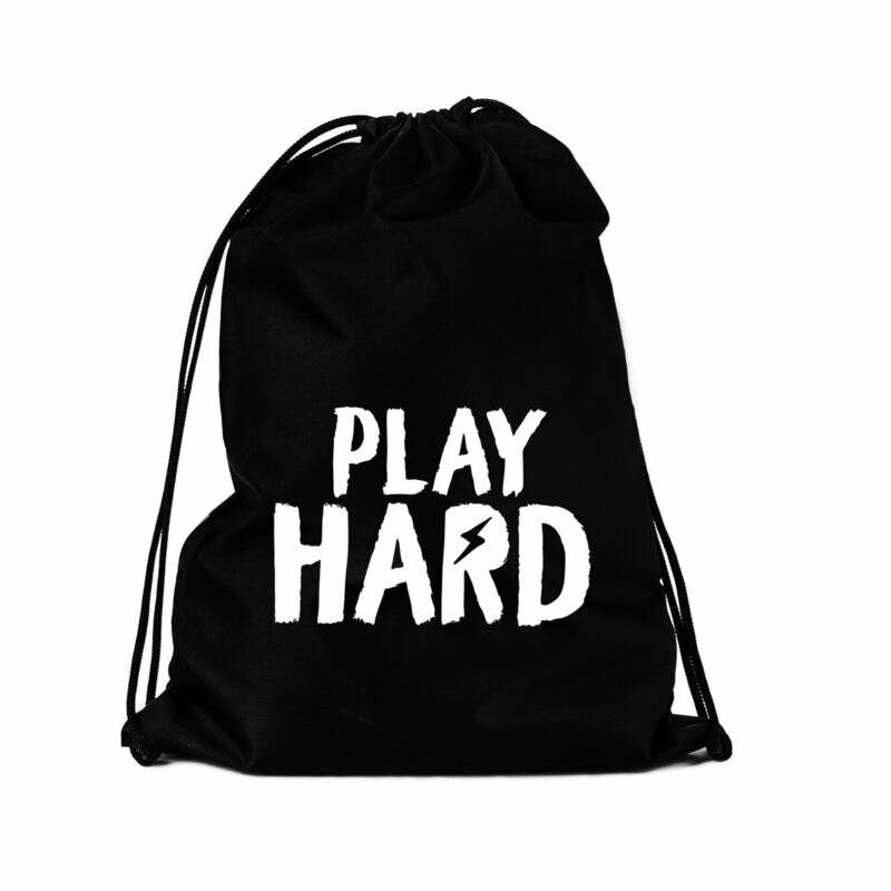 Rugzak / Gymtas | Play Hard