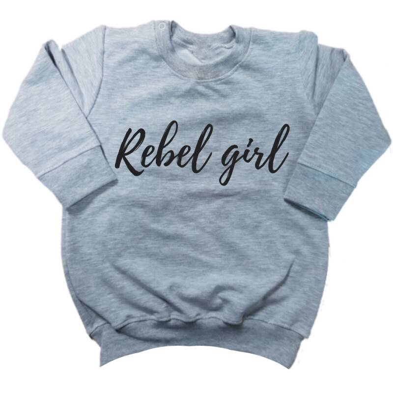 Sweater jurkje | Rebel Girl