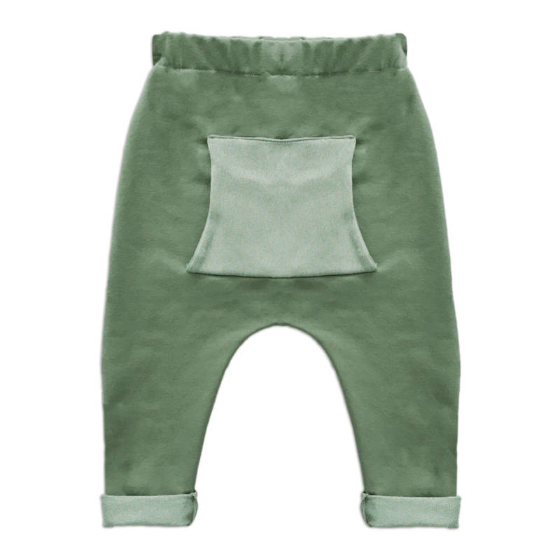 Baggy jeans   Sea green