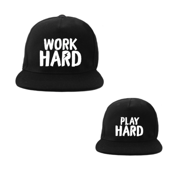 Twinning pet | work hard play hard