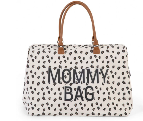 Mommy Bag | Leopard Luiertas | Childhome