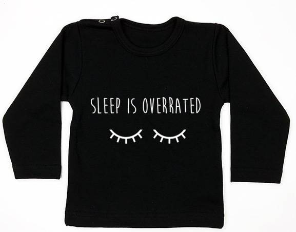Shirt | sleep is overrated