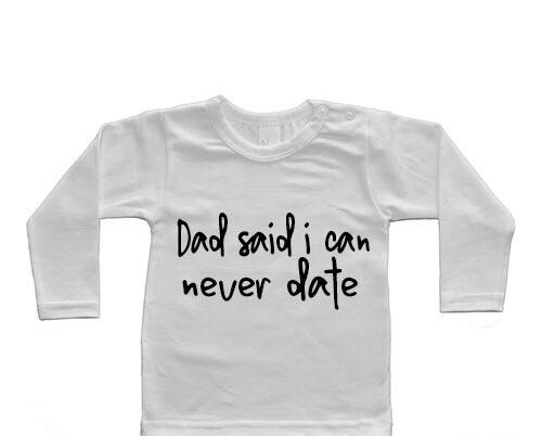 Shirt | Dad said...