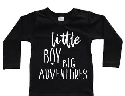 Shirt | Little boy..