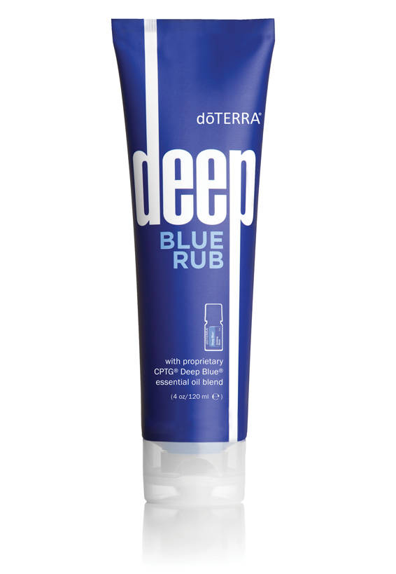 Deep Blue Rub 120ml