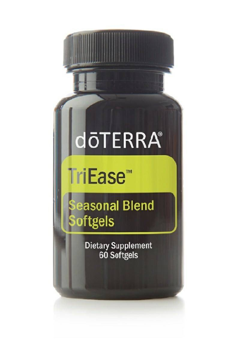 TriEase Softgels