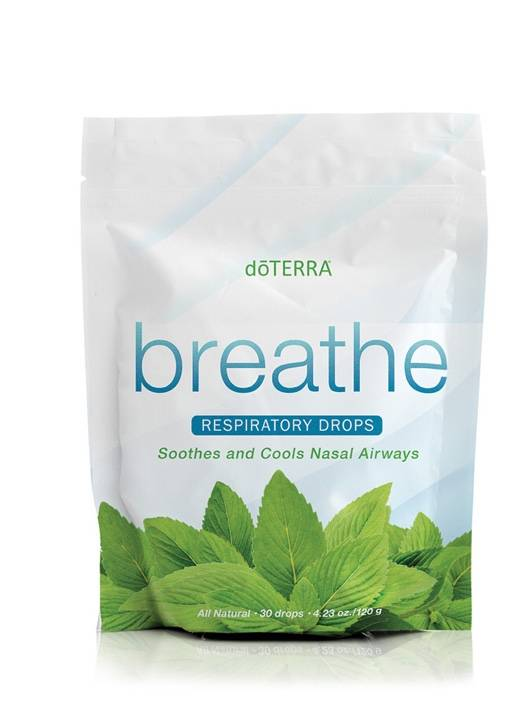 Breathe Respiratory Drops