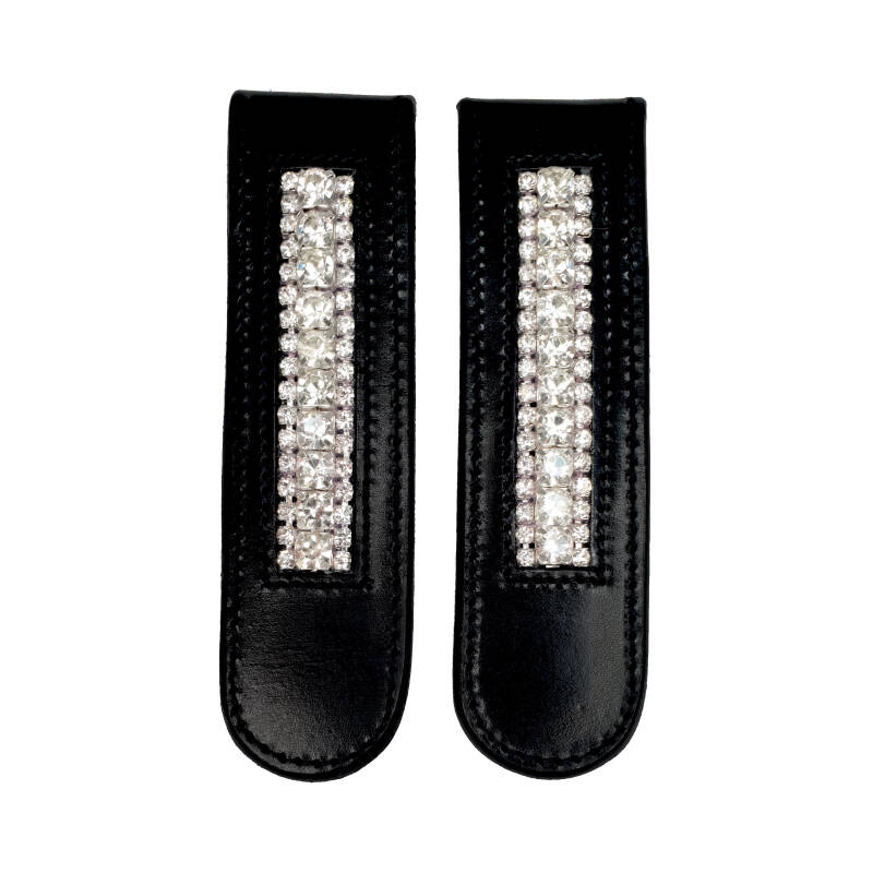Boot clips - All Crystal