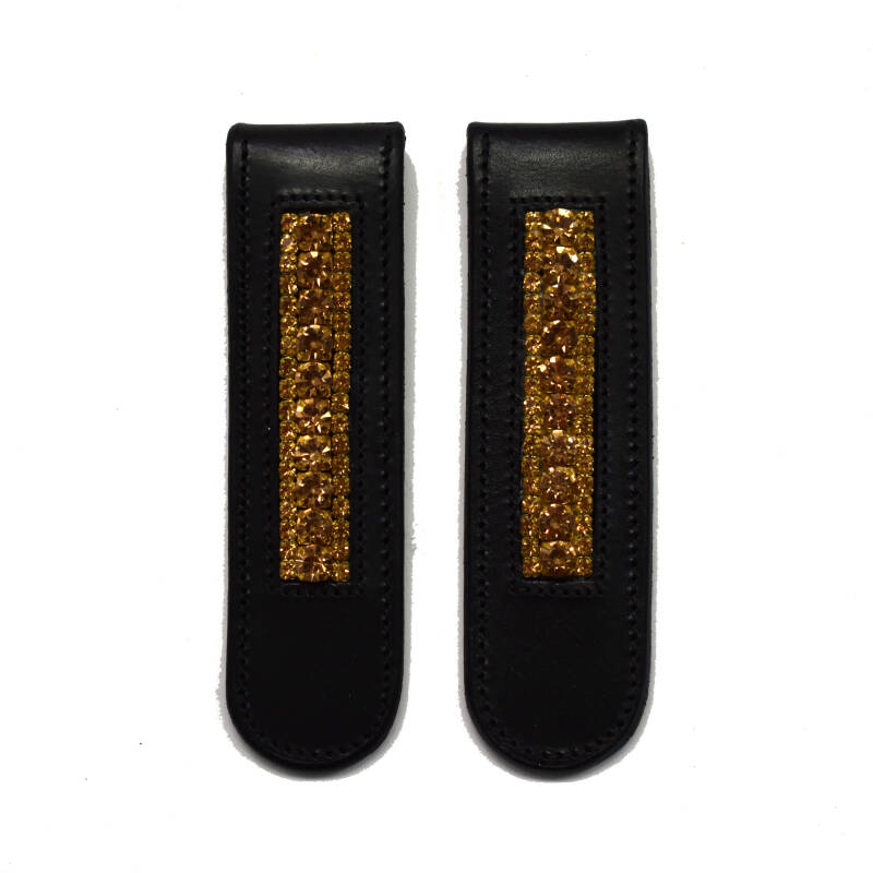 Boot clips - Gold