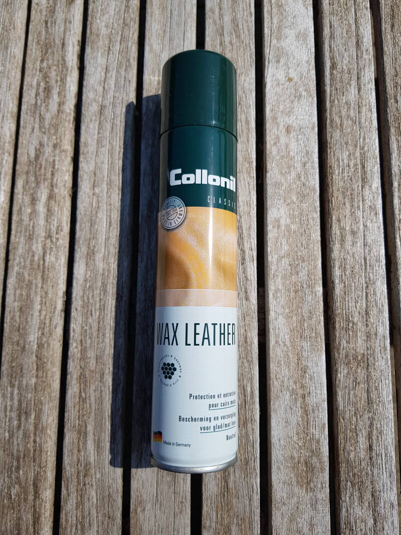 COLLONIL WAX LEATHER