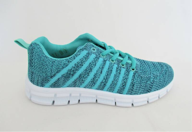 sneakers turquoise lightweight