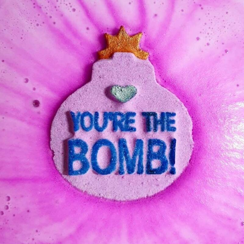 You're the BOMB!