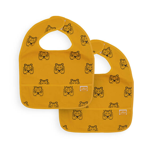 Slab waterproof Tiger mustard (2pack) Jollein