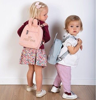 Kinderrugzak My first bag roze Childhome