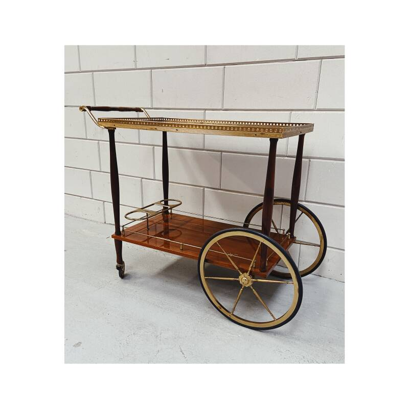 Italiaanse Bar-Cart