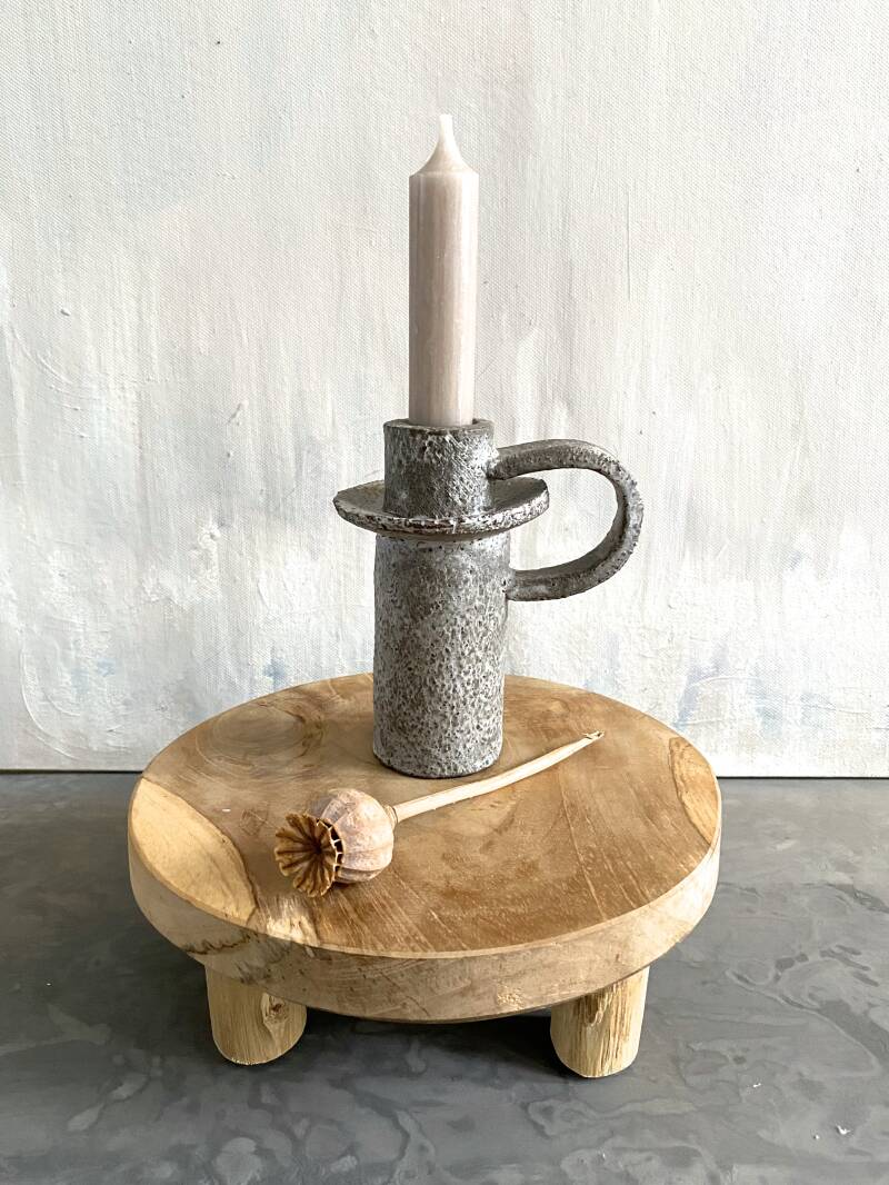 RUSTIK INDUSTRIAL CANDLE