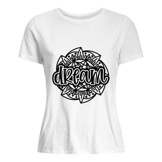 shirt dames dream