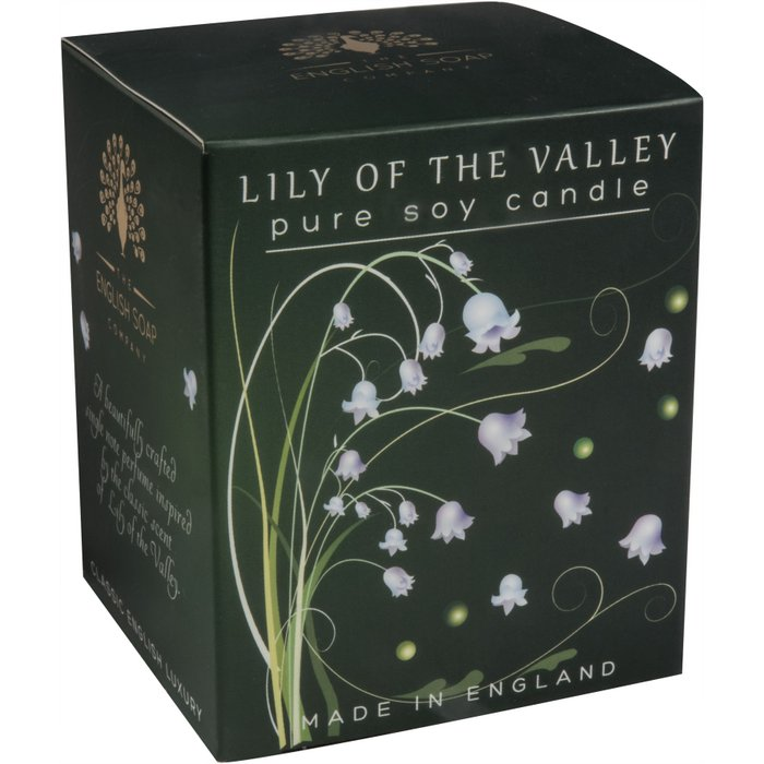 Geurkaars 170g - Lily Of The Valley