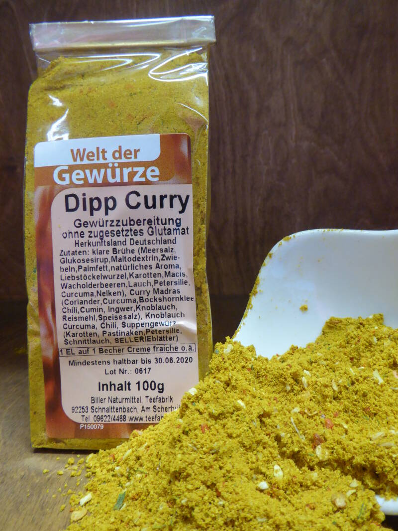 Dipp Curry