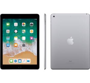 iPad Air Zwart 16GB Wifi + 4G