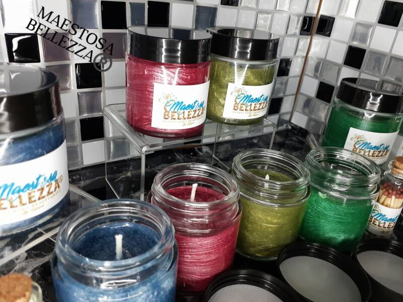 Beautifully Scented Candles