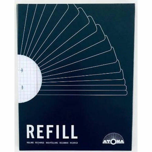 Atoma recharges A4 120 pages