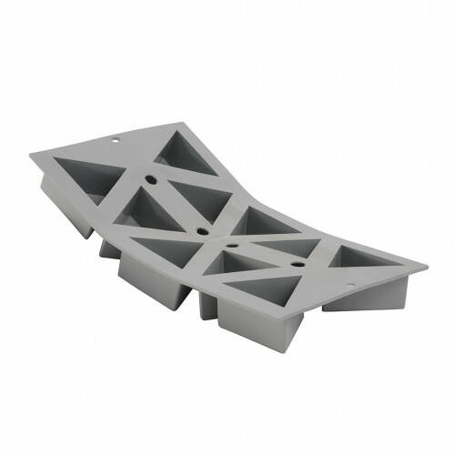 Moule Triangles 10x, DeBuyer