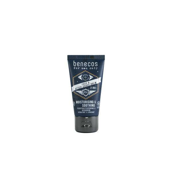 Benecos Face and Aftershave Balm