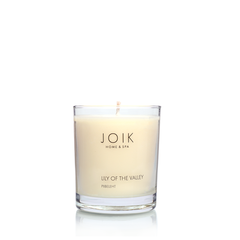 JOIK Soja-wax geurkaars Lily of the Valley
