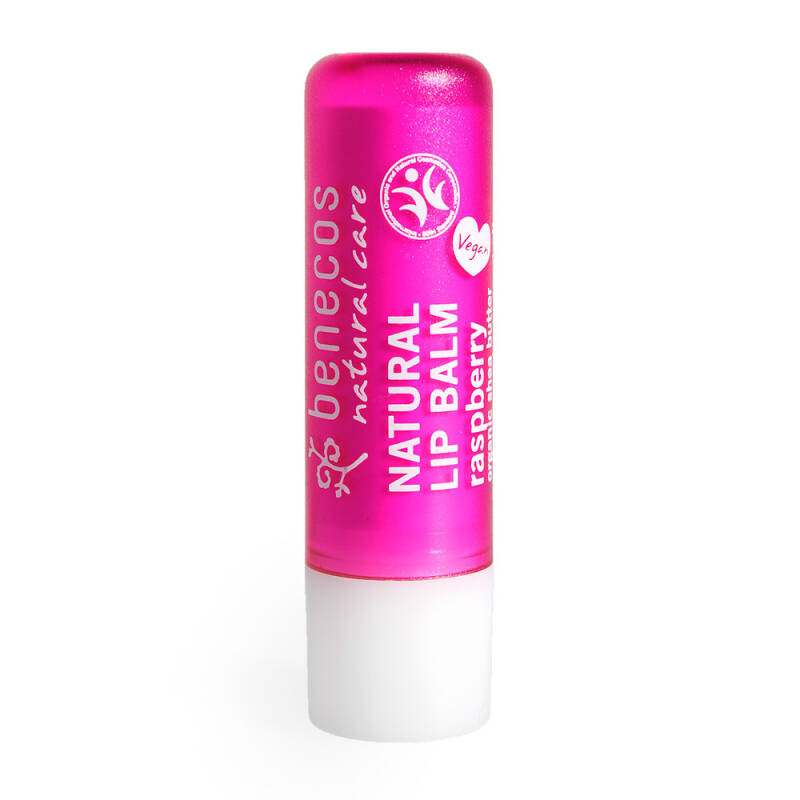 Benecos Natural lipbalm Raspberry