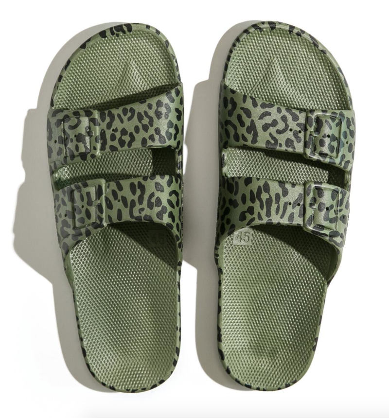 Freedom Moses - LEO CACTUS Slippers Kids