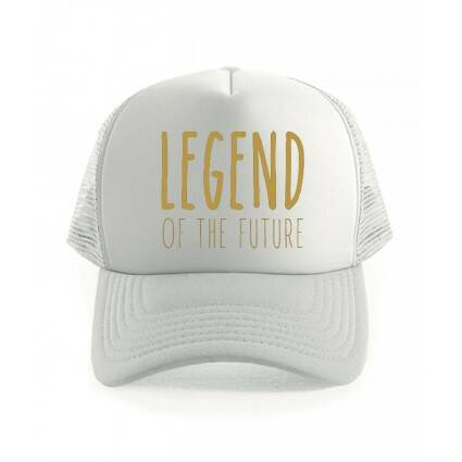 Legend Truckercap Wit