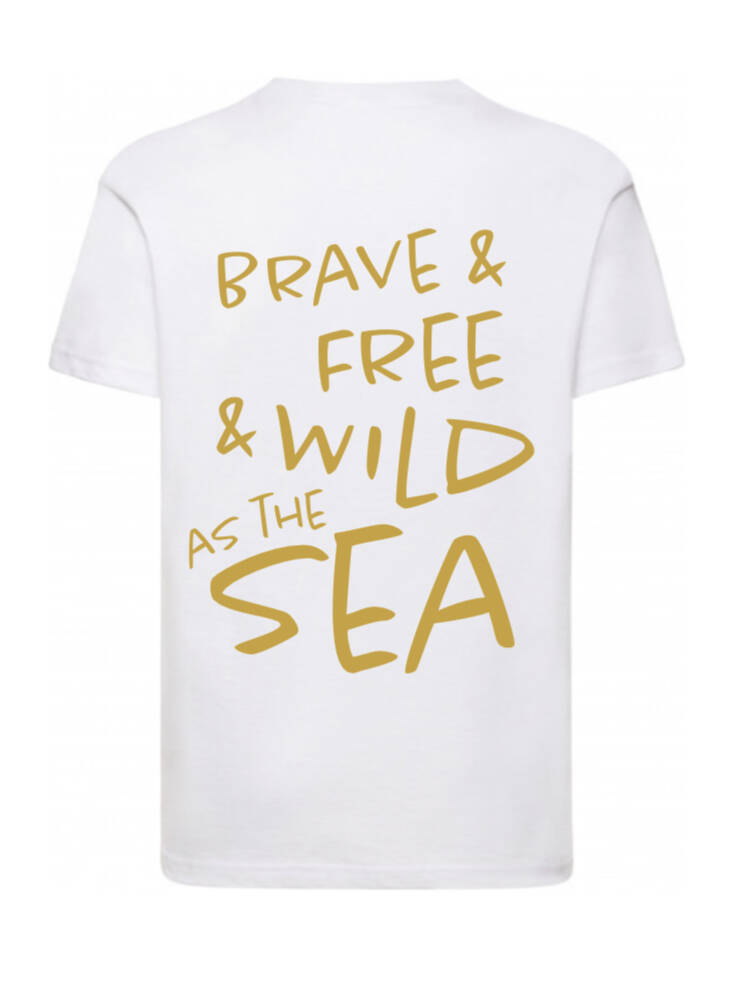 Wild as the Sea T-shirt