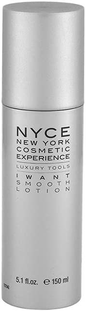 I want smooth lotion