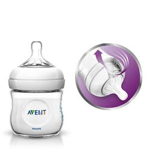 Avent Natural babyfles 125 ml