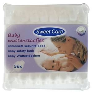 SweetCare babywattenstaafjes