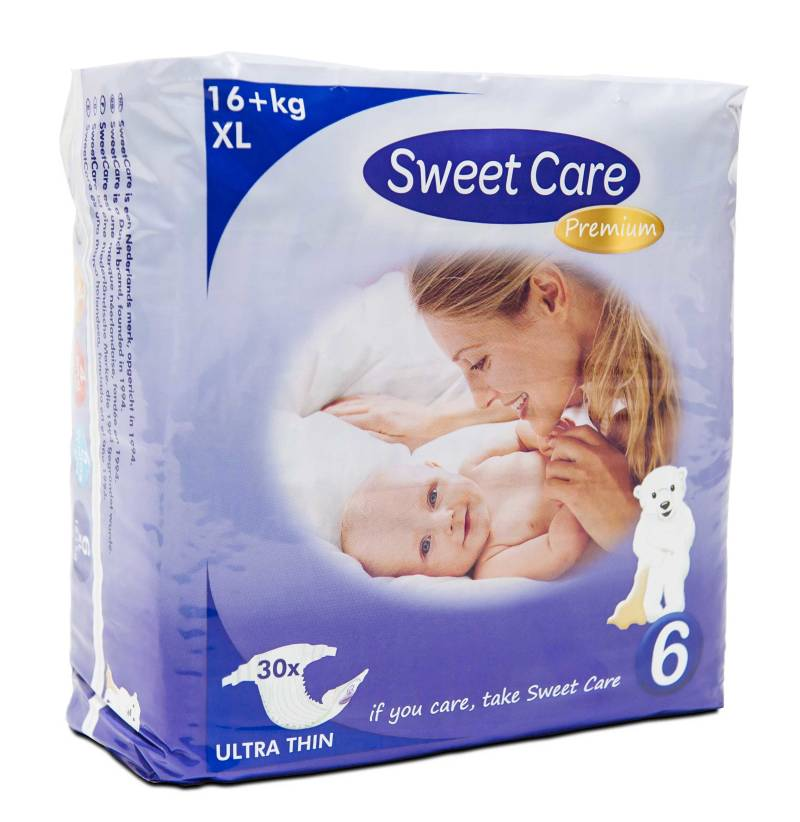 SweetCare luiers Ecofriendly ULTRADUN XL (Pak)
