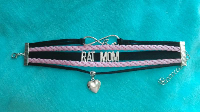 Armbandje Rat Mom