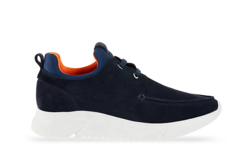 THE GENTLEMAN'S SNEAKER | MIDNIGHT BLUE