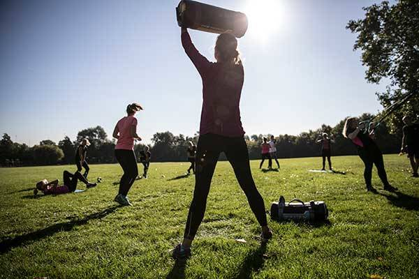 YOUR OUTDOOR TRAINING