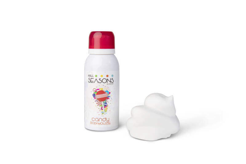 Body Mousse Candy 100 ml