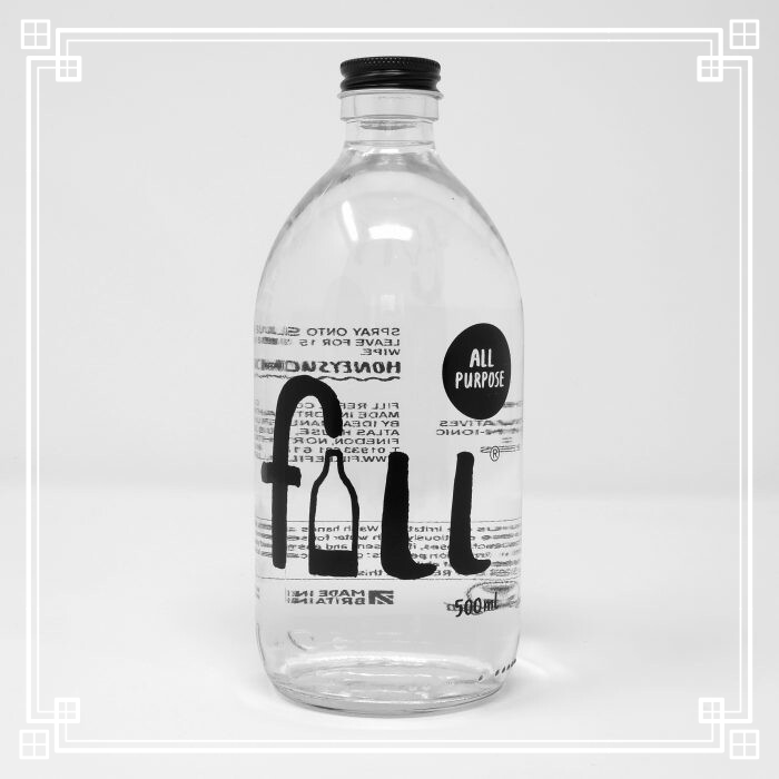 Fill All Purpose Cleaner with Bottle (500ml)