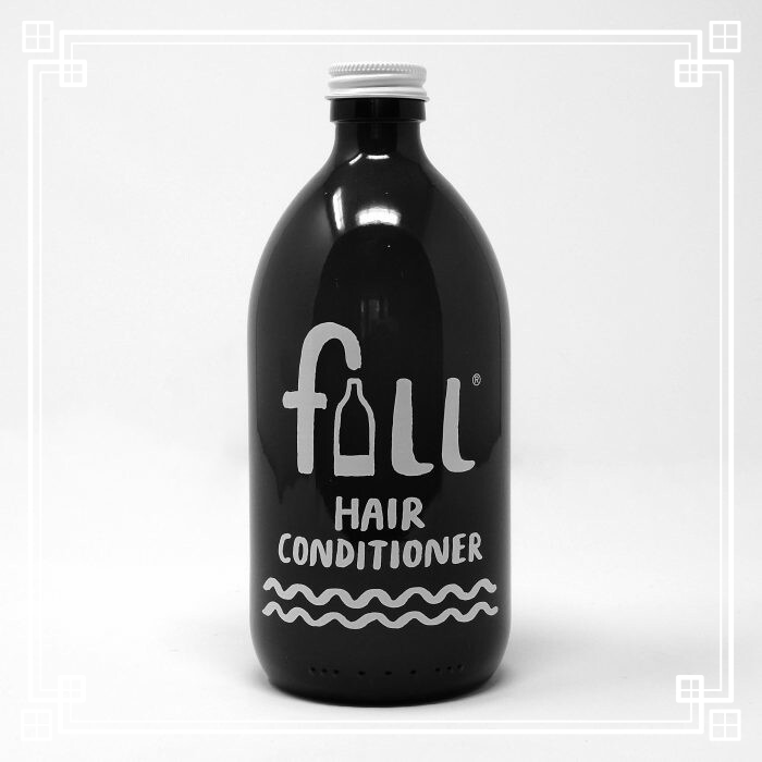 Fill Hair Conditioner with Bottle (500ml)